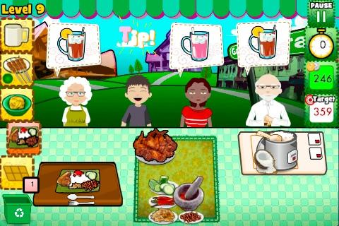 Kopi Tiam Mini - Cooking Asia!- screenshot