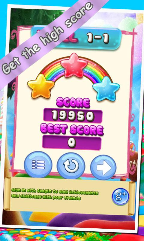 Cake Rush Legend - screenshot