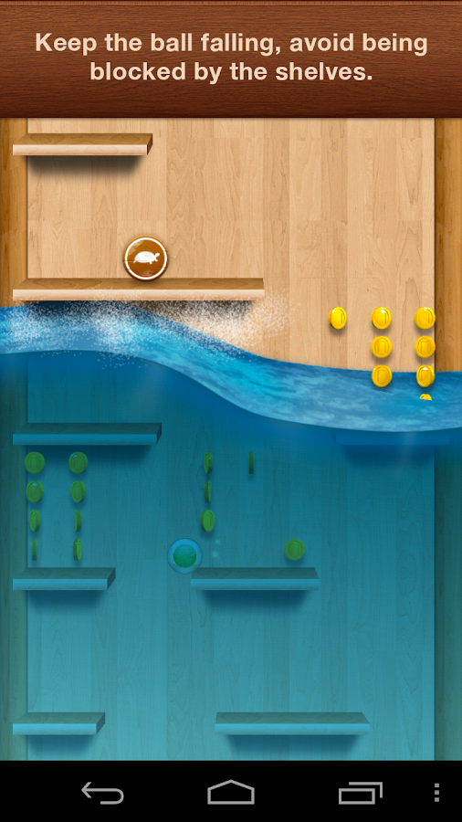 Falldown 3D- screenshot
