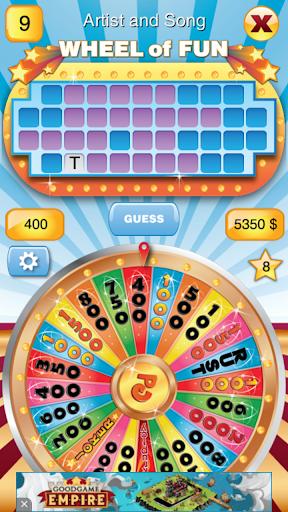 Wheel of Fun-Wheel Of Fortune Screenshot