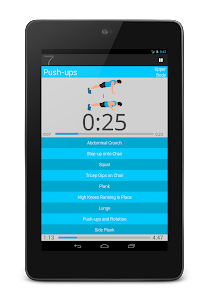 Scientific 7 Min Workout Pro v1.9.2