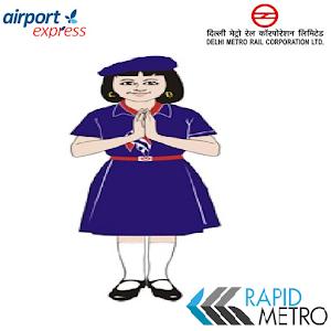 DMRC + Rapid Metro 1.0