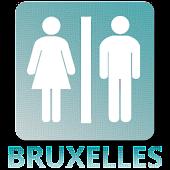 Toilettes à Bruxelles