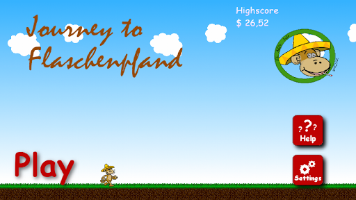 Journey to Flaschenpfand DEMO