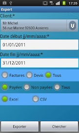 Quotes and Invoices Manager Screenshot 7