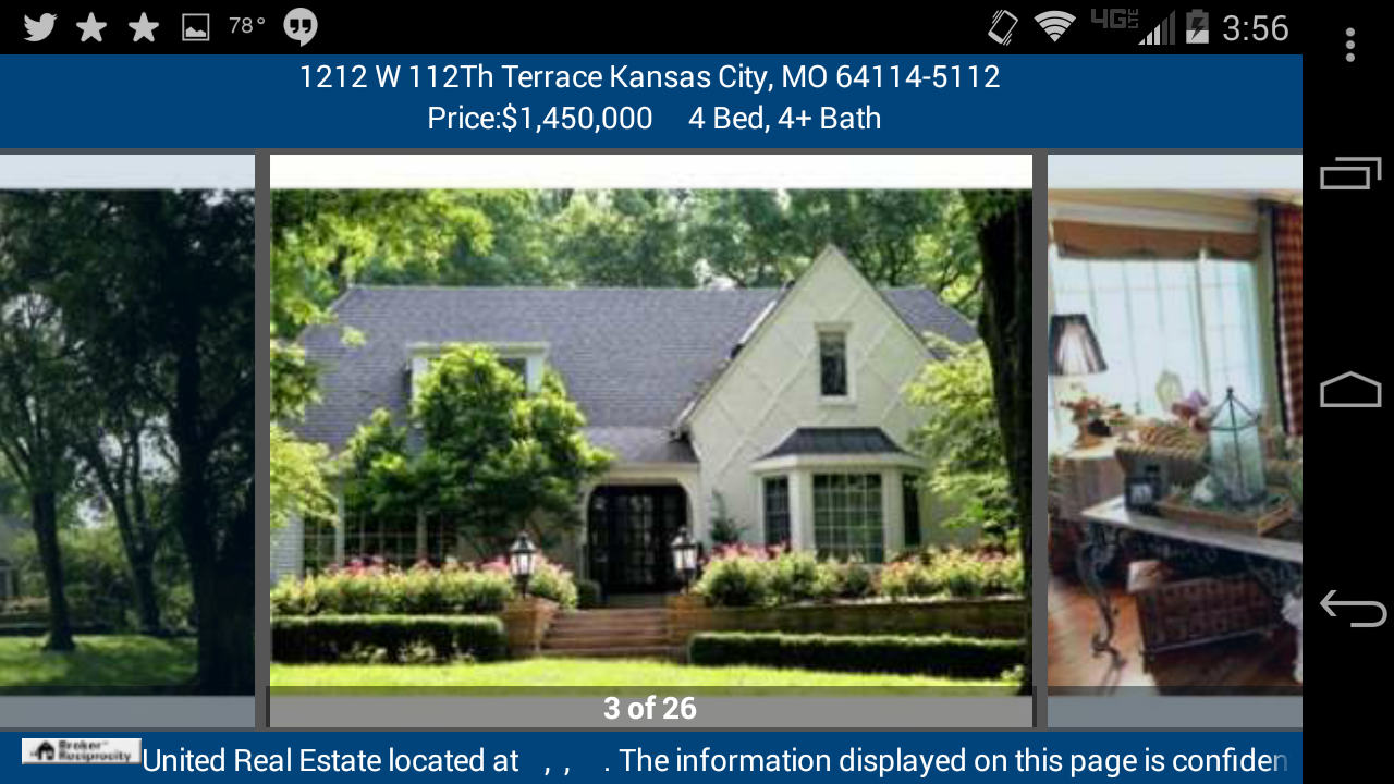 United Real Estate- screenshot