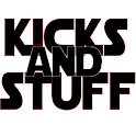 Kicks And Stuff logo