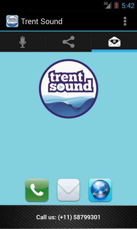 Trent Sound - screenshot