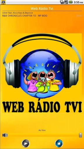 Web Rádio Tvi
