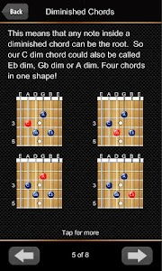 David Mead : Chord Coach screenshot 1