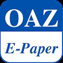 OAZ E-Paper logo