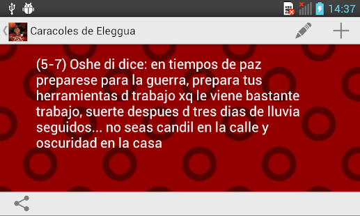 Caracoles de Eleggua - screenshot thumbnail