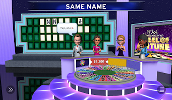 Screenshot of Wheel of Fortune