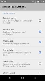 RescueTime Time Management Screenshot 15