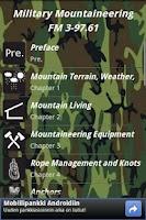 Screenshot of Mountaineering