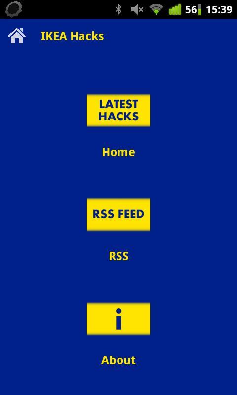 IKEA Hacks - screenshot
