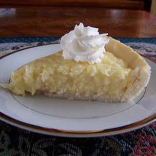 Coconut Cream Pie IX.