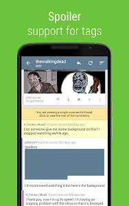 Sync for reddit (Dev) v12 beta 2