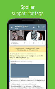 Sync for reddit (Dev) - screenshot thumbnail
