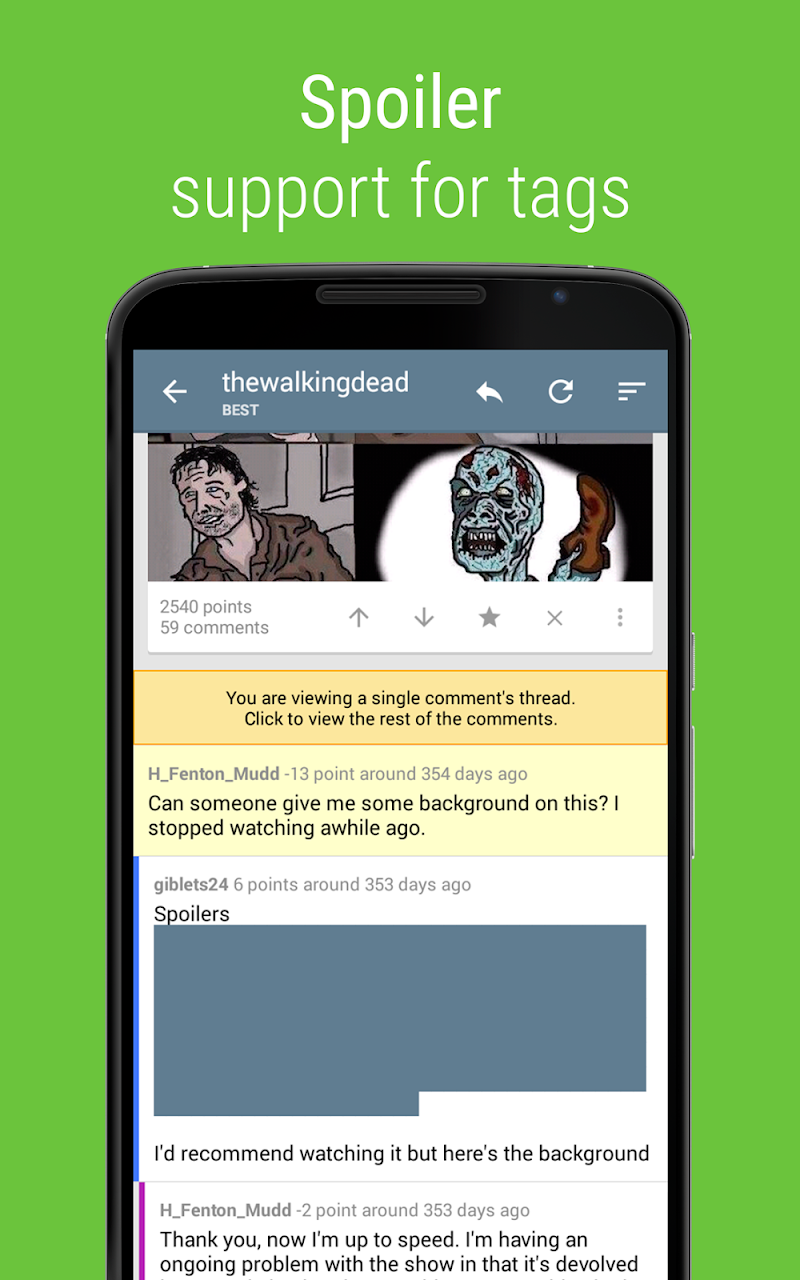 Sync for reddit (Dev) Screenshot 5
