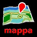 Mecca Offline mappa Map icon