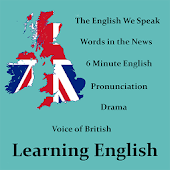 Learning English for BBC