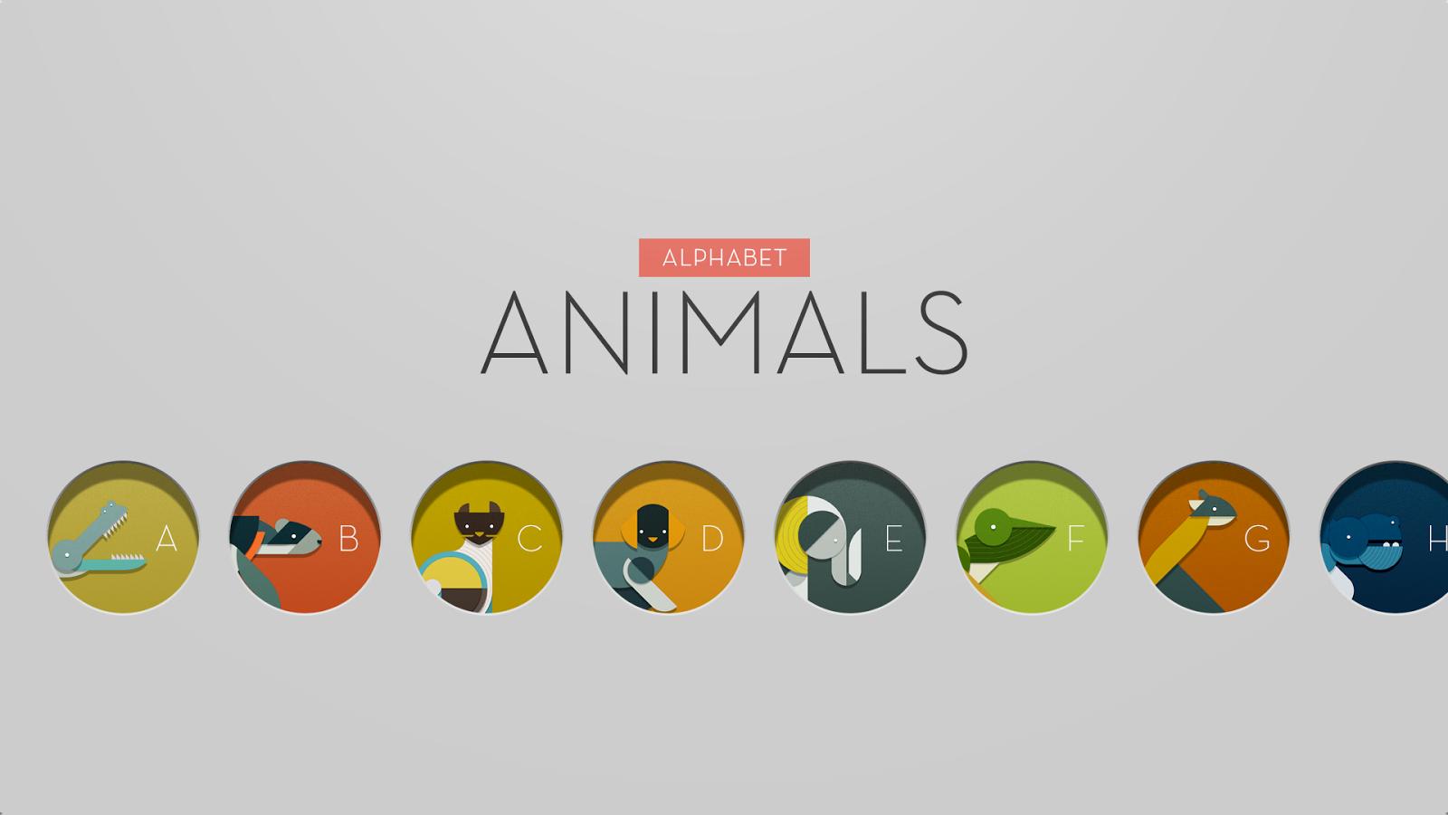 Alphabet Animals - screenshot