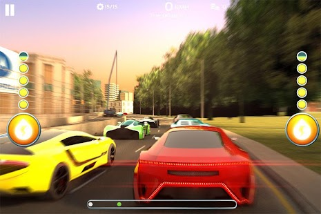 Racing 3D: Asphalt Real Tracks- screenshot thumbnail