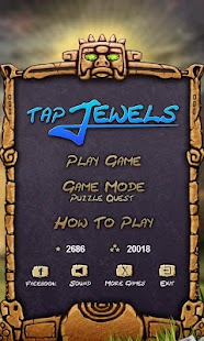 Tap Jewels Full - screenshot thumbnail