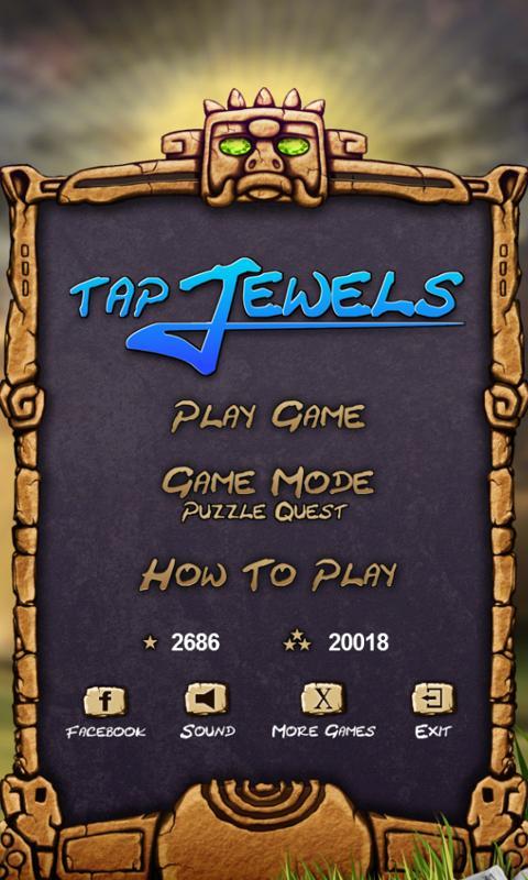 Tap Jewels Full - screenshot