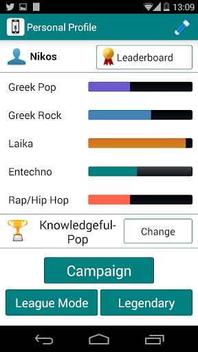 Greek Music Quiz