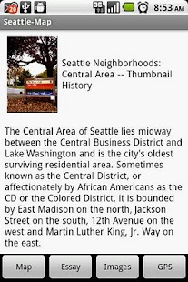 Seattle-Map - screenshot thumbnail