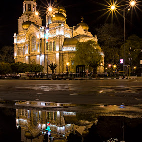 Varna's Cathedral by La Prairie - Buildings & Architecture Public & Historical