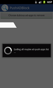 Notification Ad-blocking - screenshot thumbnail