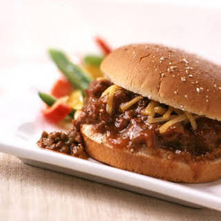 Zesty Sloppy Joes.