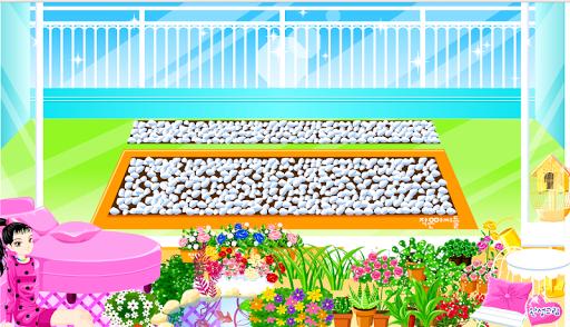 เกมส์แต่งสวนดอกไม้