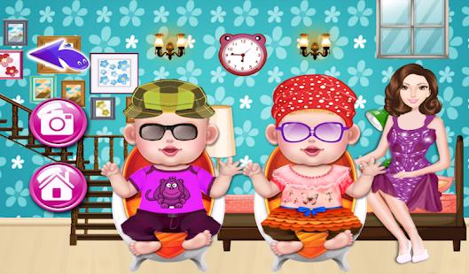 Juegos de gemelos para ni as aplicaciones de android en - Juegos de gemelos ...