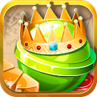 Sweet Kingdom - match3 candies icon