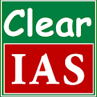 Clear IAS icon