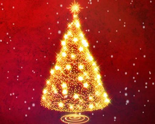 聖誕樹動態壁紙