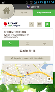 TicketFinder Belgium- screenshot thumbnail