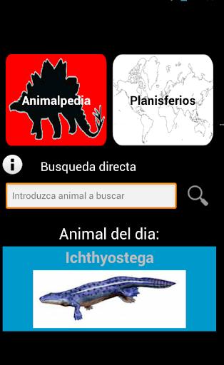 Animalpedia Prehistórica Wiki