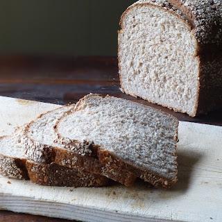 Honeyed Porridge Bread