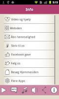 Screenshot of Selvværd