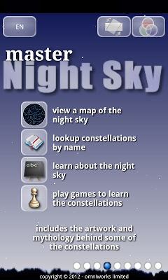 Master Night-Sky - screenshot
