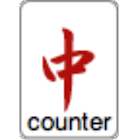 Mahgong Counter icon