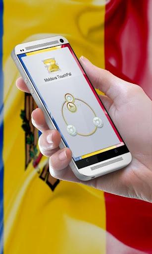 【免費個人化App】摩爾多瓦 TouchPal Theme-APP點子