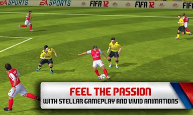 Game FiFa 2012 HD cho Android 2