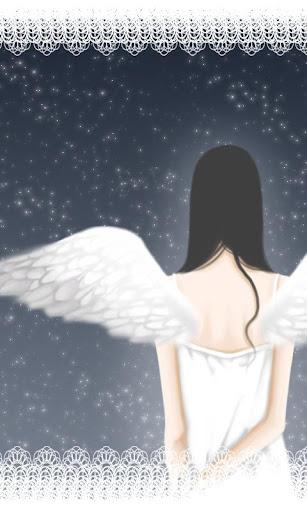 CUKI Theme Angel's Wing
