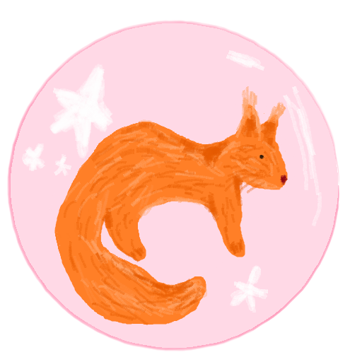 Squirrel In Space LOGO-APP點子
